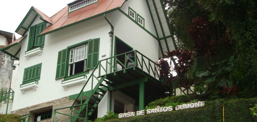 PETROPOLIS - Casa-de-Santos-Dumont