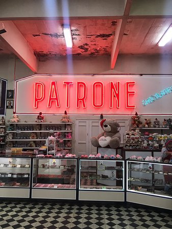 PETROPOLIS - PATRONE